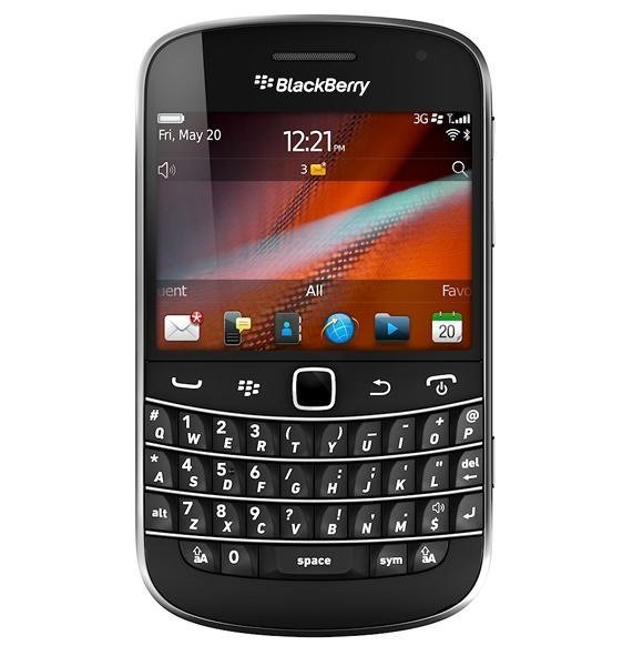 BlackBerry Bold Touch 9900 Mobile Phone