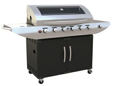 Brahman Executive 6B BBQ Grill