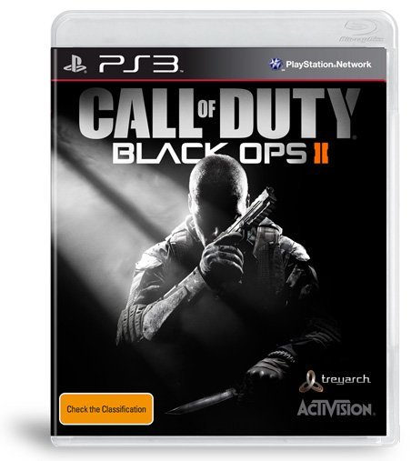 Activision Call Of Duty Black Ops II PS3 Game