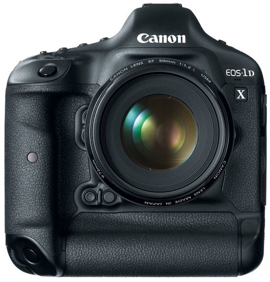 Image of Canon EOS 1D X (Body Only)