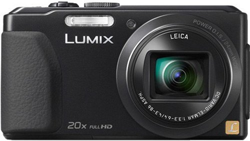 Panasonic DMC-TZ40 Digital Camera