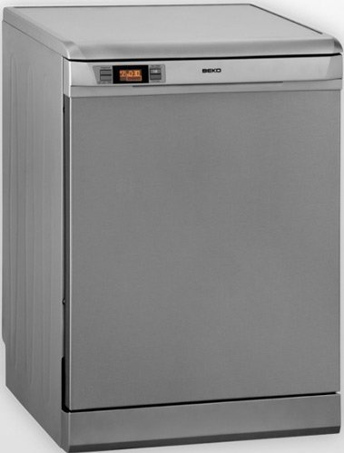 Image of BEKO DSFN6835X 60 cm Free Standing Stainless Steel Dishwasher