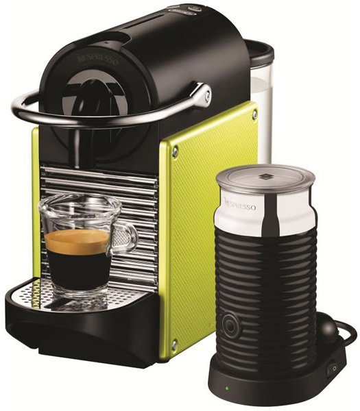 DeLonghi Pixie EN125LPLUS Coffee Maker