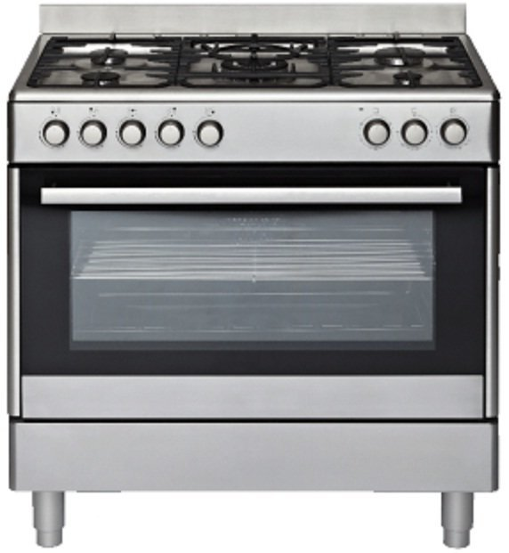 Image of Euromaid GE90S Freestanding Dual Fuel Oven/Stove
