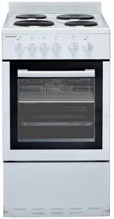 Image of EUROMAID 50cm Electric Oven + Solid Cooktop EW50