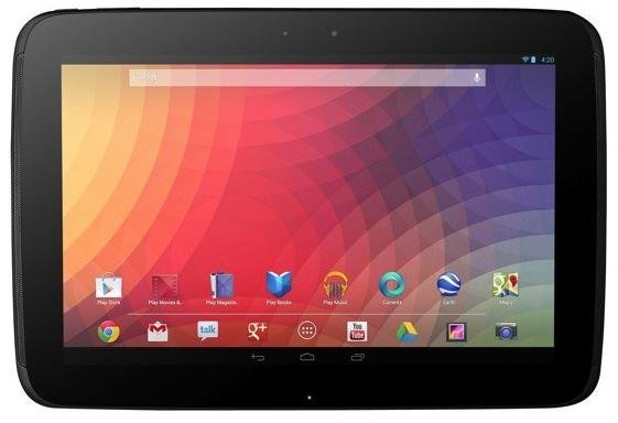 Google Nexus 10 16GB Tablet