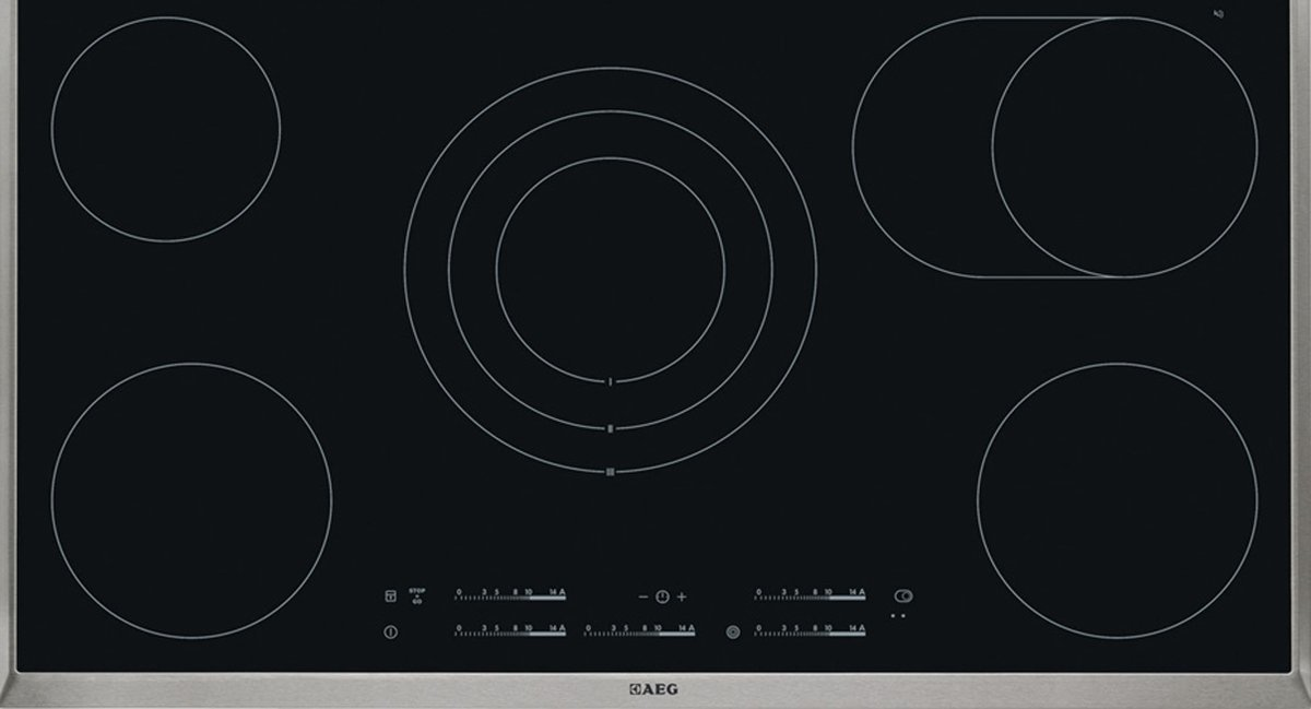pare AEG HK XB Kitchen Cooktop prices in Australia