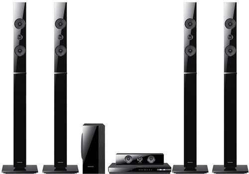 Samsung HT-E5550 Home Theater System