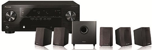 Pioneer HTP522 Home Theater System