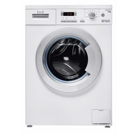 Image of HWM70-1201 HAIER 7kg Front Loading Washer