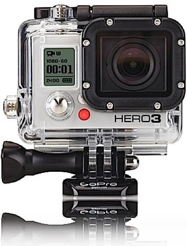 best gopro hero3 silver action camera prices in australia. Black Bedroom Furniture Sets. Home Design Ideas