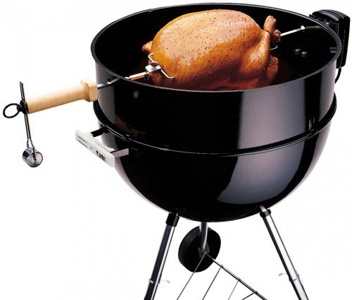 Best Weber Kettle Rotisserie 8493 Bbq Grill Prices In