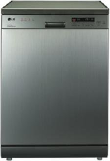 Image of (Sydney Only) LG LD1452MFEN2 14 Place Inverter Direct Drive Titanium Dishwasher (Factory Second 1 Year Warranty)