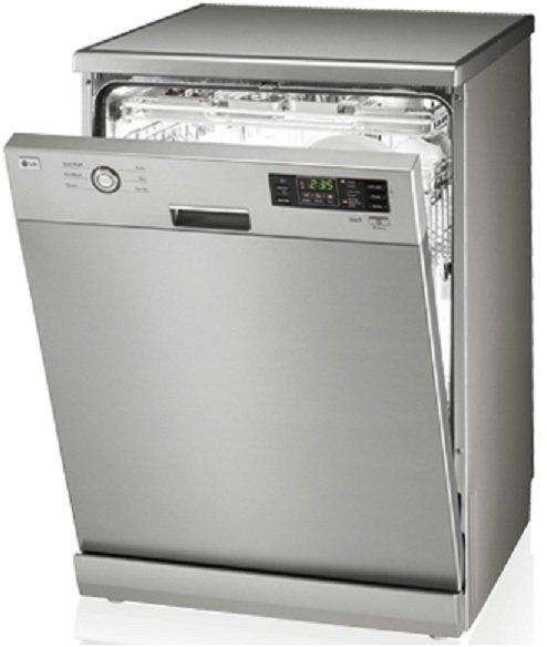 Image of LG 14 Place Setting Stainless Steel Dishwasher
