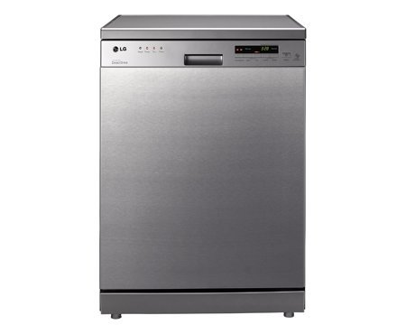 Image of 14 PLACE STONE SILVER DISHWASHER WITH DIRECT DRIVE MOTOR