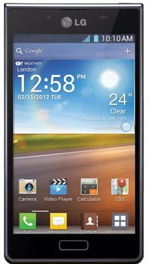 LG Optimus L7 Mobile Phone