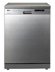 Image of (Sydney Only) LG LD1482T4 Anti-Fingerprint Stainless Steel 14 Place Setting Dishwasher (Factory Second 1 Year Warranty)