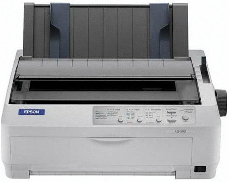 best epson lq590 dot matrix printer prices in australia getprice. Black Bedroom Furniture Sets. Home Design Ideas