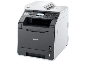 Image of Brother MFC Series MFC-9460CDN MFC / 4-In-One Color Laser Printer