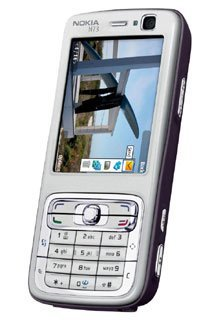 Nokia N73 Mobile Phone
