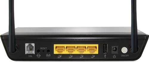 how to get more ethernet ports on modem