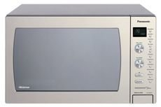 Image of Panasonic - 42L Convection Microwave, Stainless Silver