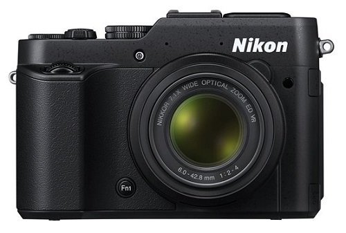 Image of Nikon (REFURB) Coolpix P7800 Digital Camera