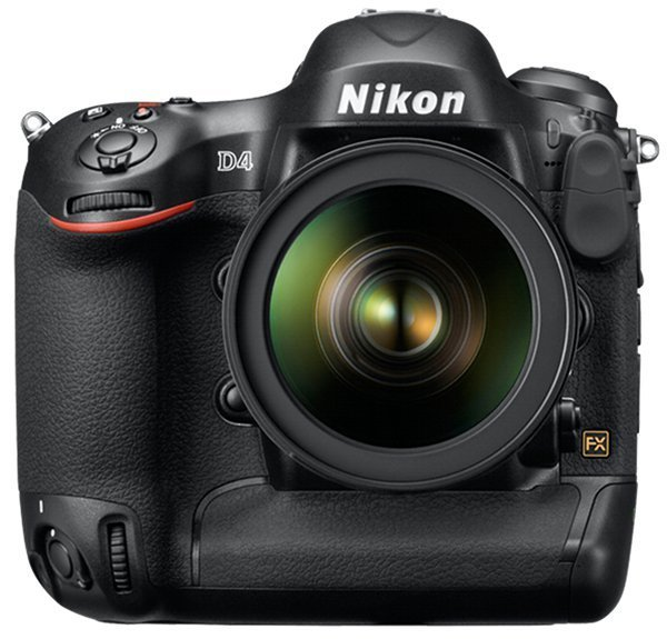 Image of Nikon D4 Body Only - Second Hand