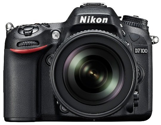 Image of Nikon D7100 (Body Only)