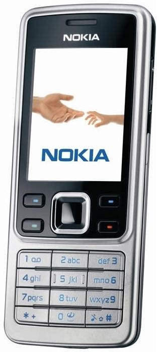 Nokia 6300 Mobile Phone