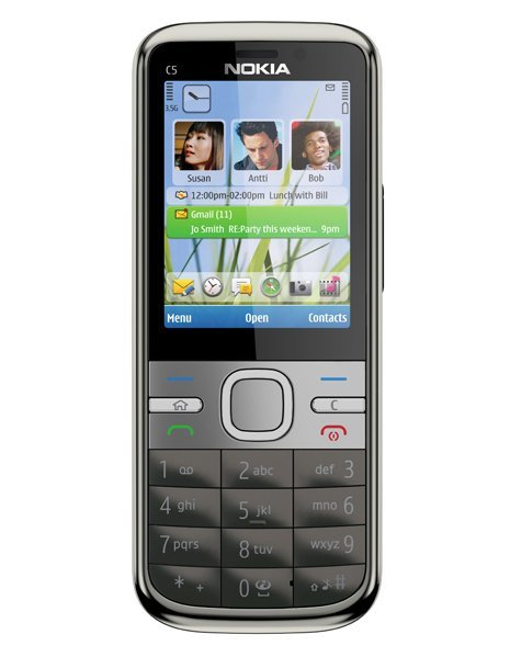 Nokia C5-00 Mobile Phone