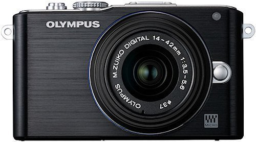 Olympus PEN Lite E-PL3 Digital Camera