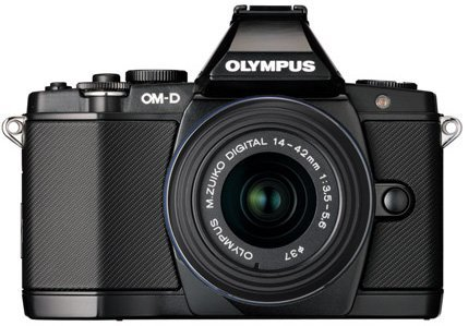 Image of Olympus OM-D E-M5 (12-50MM) Mark II Camera - Silver