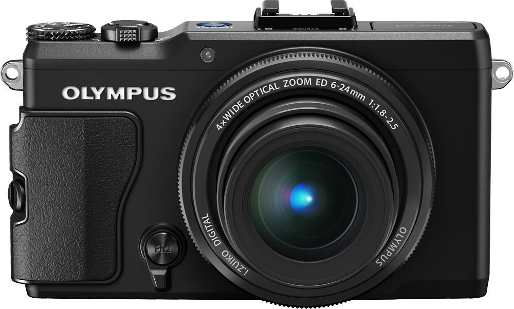 Olympus Stylus XZ-2 Digital Camera