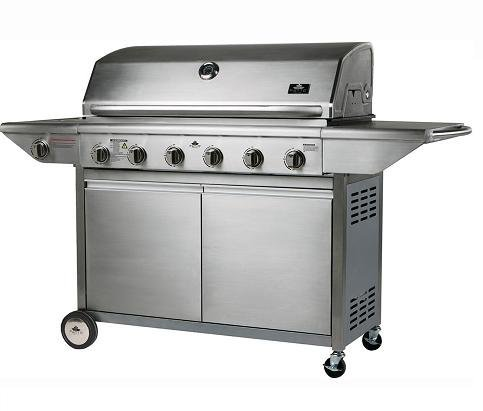 Compare Patio By Jamie Durie Bistro 6 Burner BBQ Grill