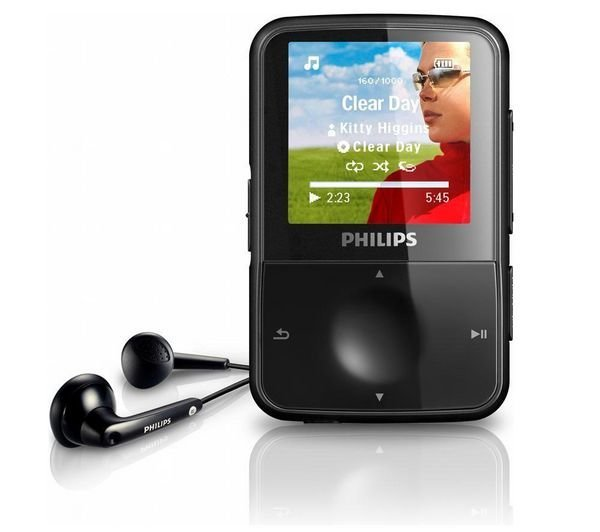 best philips gogear vibe 8gb mp3 player prices in australia getprice. Black Bedroom Furniture Sets. Home Design Ideas