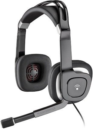 Plantronics Audio 750 DSP Headphones