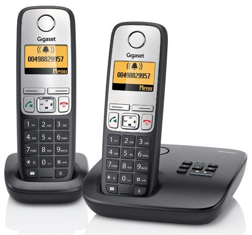 best siemens gigaset a400a duo telephones prices in australia getprice. Black Bedroom Furniture Sets. Home Design Ideas
