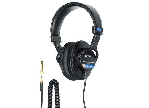 best sony mdr 7506 headphones prices in australia getprice. Black Bedroom Furniture Sets. Home Design Ideas