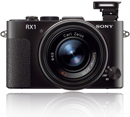 Image of Sony Cyber-shot DSC-RX1 Digital Camera - DSCRX1