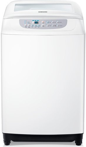 Image of Samsung 6.5kg Top Load Washing Machine - WA65F5S2URW