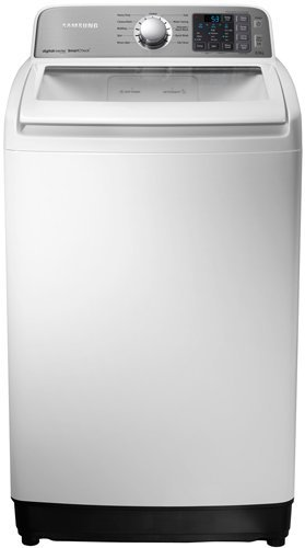 Image of Samsung 8kg Top Load Washing Machine - WA80F5G4DJW