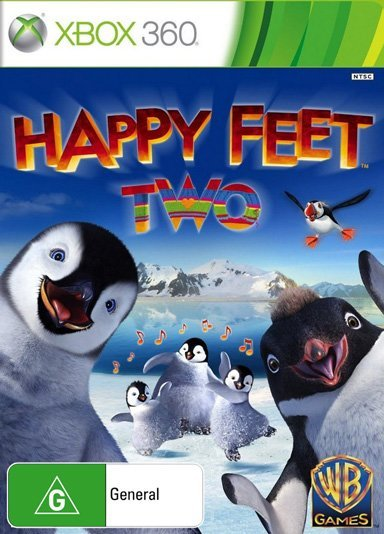 Warner Bros Happy Feet Two Xbox 360 Game