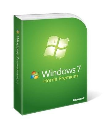 Microsoft Windows 7 Home Premium Operating System