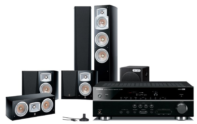 Compare Yamaha YHT-994AU Home Theatre System prices in ... Yamaha Ns 555