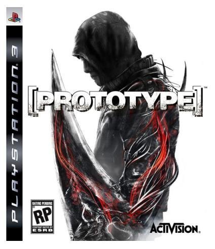 Activision Prototype PS3 Playstation 3 Game