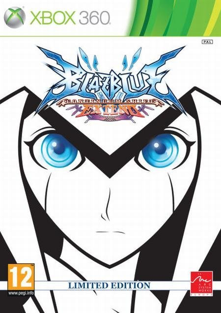 Games BlazBlue Continuum Shift 2 Extend Limited Edition Xbox 360 Game