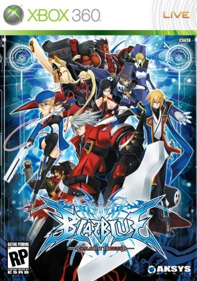 Fighting Games For Xbox 360 : Best aksys games blazblue calamity trigger xbox game