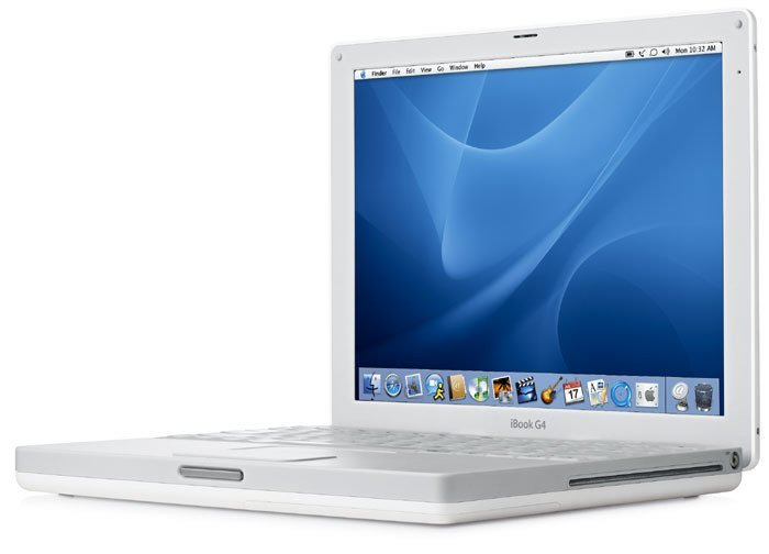 best apple ibook g4 12inch 1 2ghz laptop prices in australia getprice. Black Bedroom Furniture Sets. Home Design Ideas