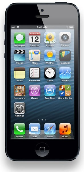 Apple iPhone 5 16GB Mobile Phone